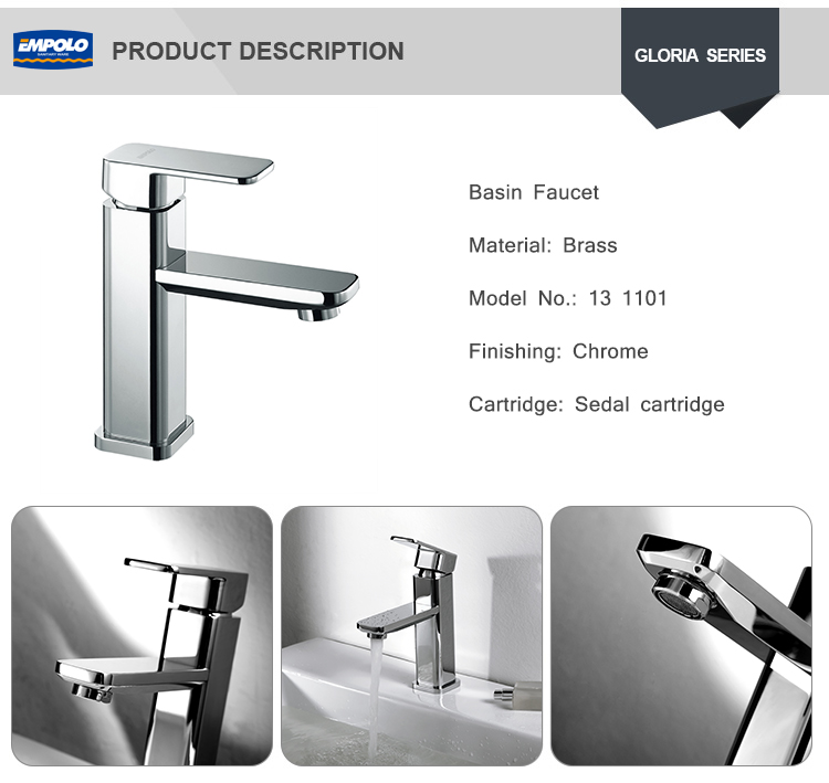 Trend style perfect finishing single lever basin sink faucet, mixer, water taps