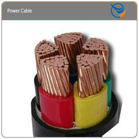 Rated Voltage 0.6/1kV Braided shield Power Cable