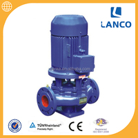 Vertical Single Stage Centrifugal Water Pump With 380V 50Hz 3Phase Electric Motor