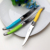 Kinds of laguiole style table spoon fork knife gift set
