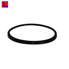 Custom design high flexibility good sealing autoclave rubber seal
