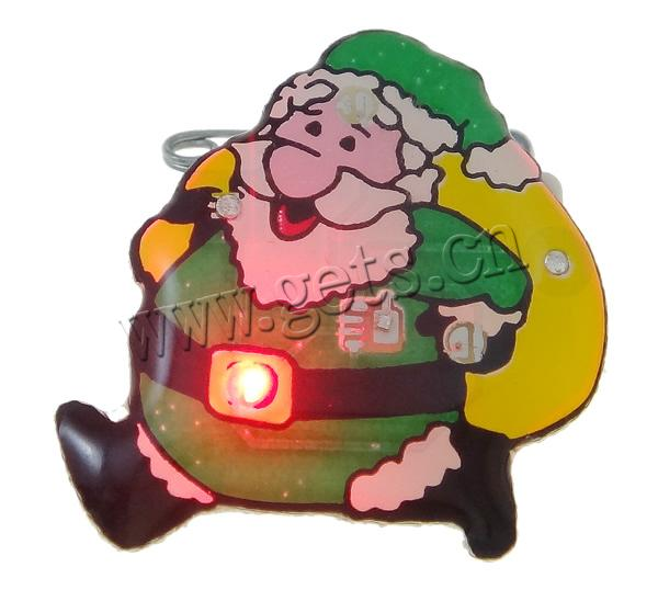 Resin Claus Brooch For Christmas 792616