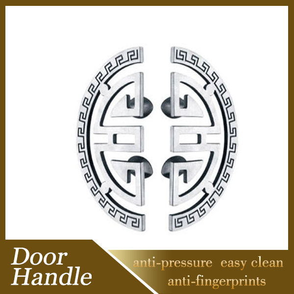 Classical Design Round Handle For Frame / Flush / Glass Door