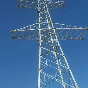 Steel Structure Platform Application electrical power transmission tower