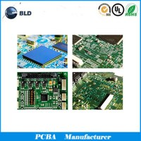 Electronic Circuit Board PCBA Assembly for Solar Inverter Welding Machine with State of Art PCB Manufacturing