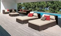All Weather illuminated outdoor furniture