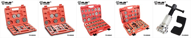 18pcs brake caliper piston repair tool kit for auto body repair tools