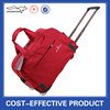 OEM colorful trolley ladies travel bags