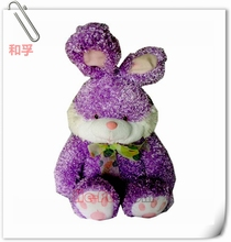 Plush Bunny Rabbit Stuffed Farm Animal Toy for children