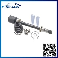 Universal cv joint with cv joint kit and rubber boot 0111-MCV30RH