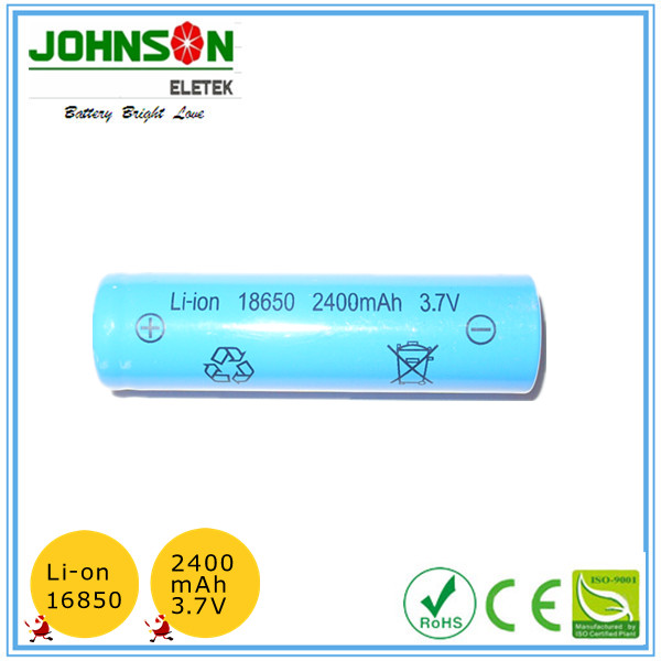 3.7V lithium 18650 battery 2AH 5ah 2.2ah 18650 Lithium ion Battery deep cycle life cells
