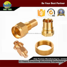 high precise cnc brass parts lathe turning mechanical parts machine mechanical parts