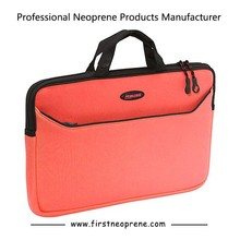 Insulated 17 inch Neoprene Laptop Sleeve With Handle