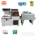 Small Automatic Heat Thermal Shrink Wrapping Pet Bottle Film Packing Mobile Phone Box L Sealing Thermal Packaging Machine