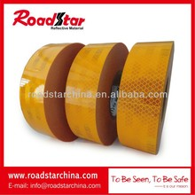 Acrylic type Diamond grade Prismatic Reflective tape for car