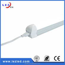 2017 Warm White 3years warranty 10w 2ft Integrated t8 led mini tube light
