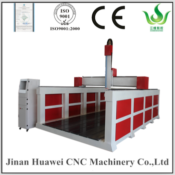 European quality Styrofoam cnc router engraving machine for mould, wood furniture, cabinet