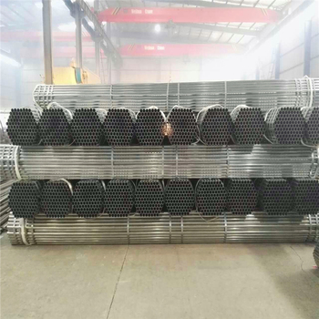 "TSX-GSP20055 1 1/2"" inch BS1837 Hot dipped galvanized steel pipes scaffolding pipes"
