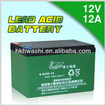 Floating Charge Durable Battery Making for Electric Moped