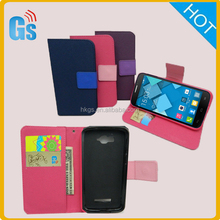 Best Buy Woman Wallet Pu Leather Slim Magnetic Book Flip Cover Case For Digicel DL900