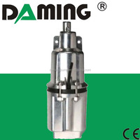 submersible fountain pump