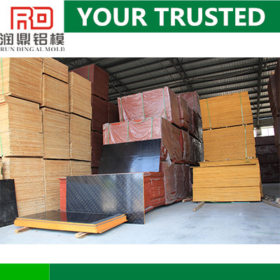RD high density sell best prices phenolic film faced plywood board