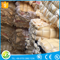 Good quality with best price of polyurethane fireproofing scrap shredded foam