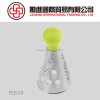 PE035 Food grade stainless steel round cheese grater