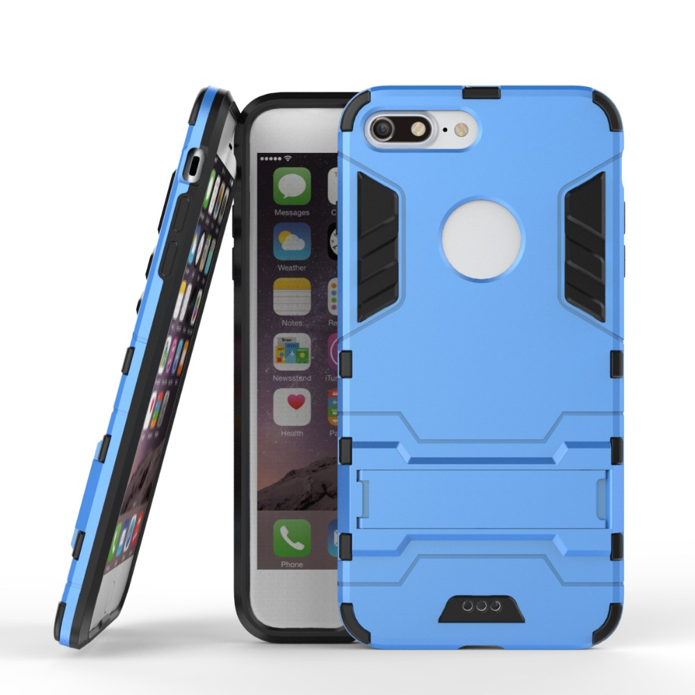 Dual layer armor shockproof case, TPU PC case for iphone 6 6s