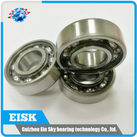 all types of high speed cheap price deep groove ball bearing for motorcycles