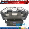 12W 4in1 RGBW LED Moving Head Beam Disco Effect Light