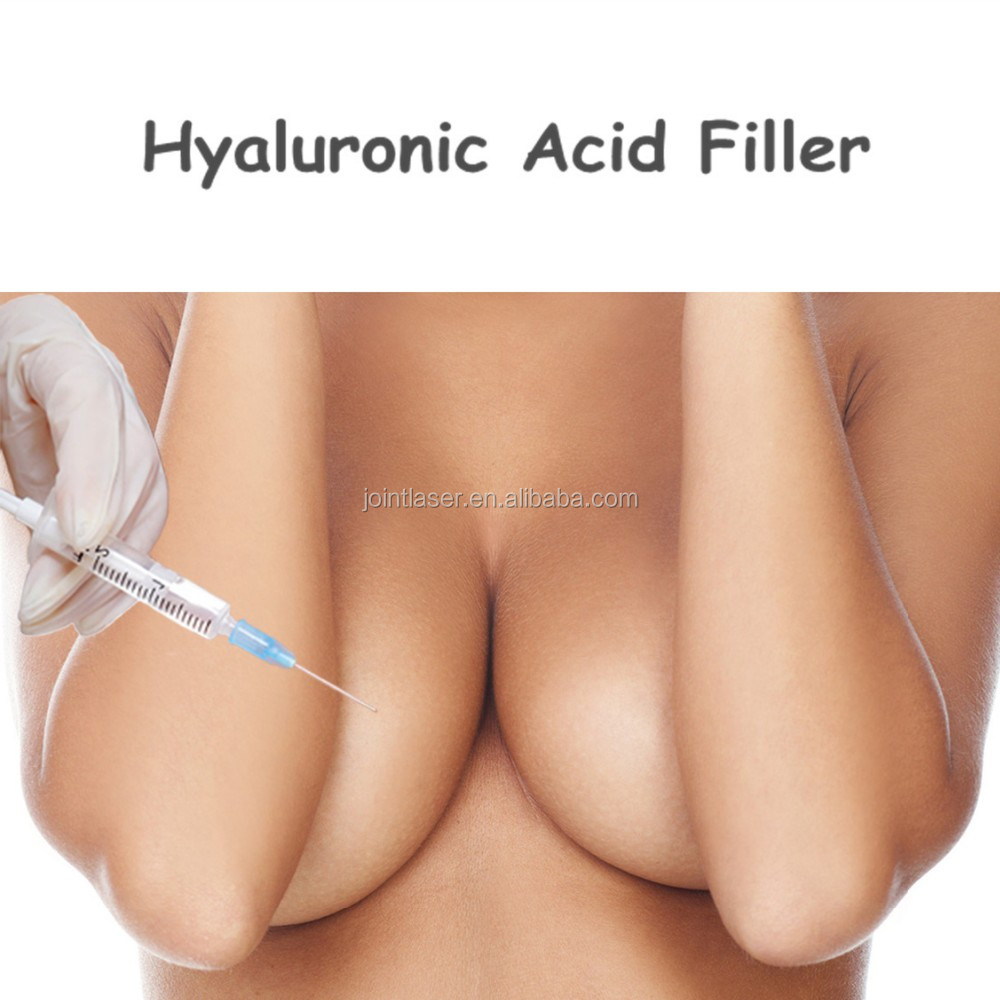 china manufacture supply sodium hyaluronate injection for breast growth with good feedback