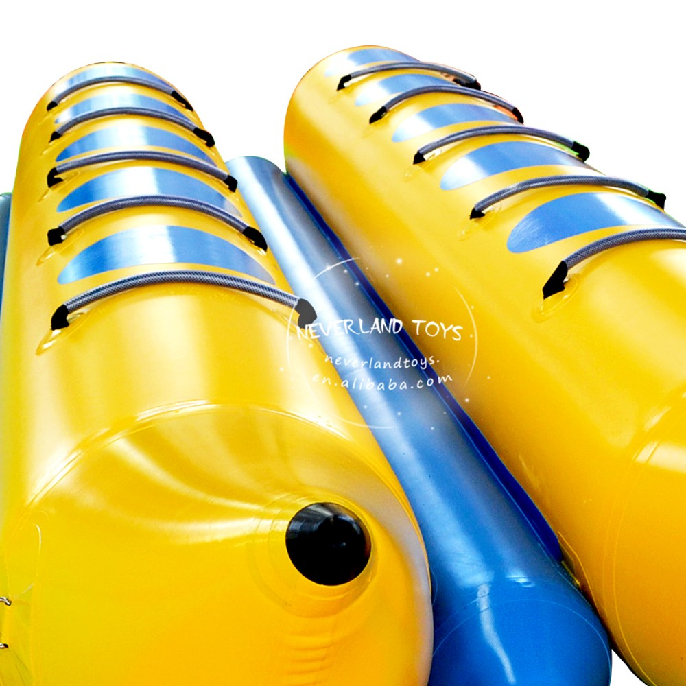 Neverland Toys zodiac inflatable boat inflatable banana boat for sale