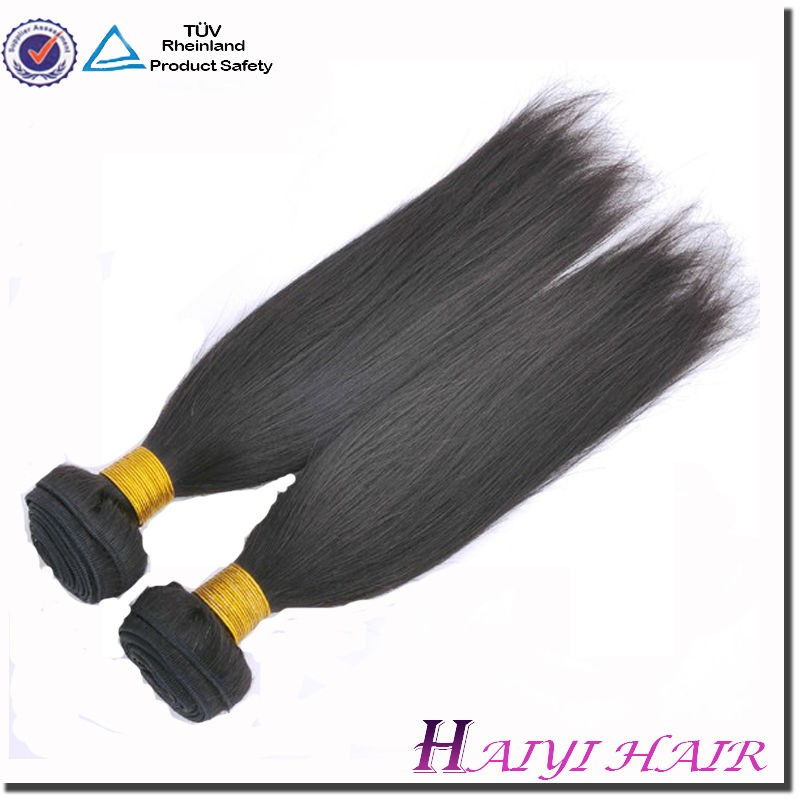 100 human unprocesse hair can be dyed ,tangle free red indian remy hair weave