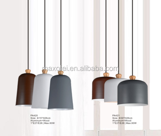 Italy Industrial Vintage Pendant Light,aluminium pendant light and pendant lamp Chandelier