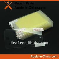 LCD Screen protector for Apple iPod Touch4
