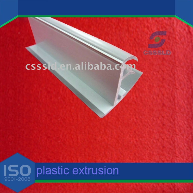 PVC tile spacer/Custom Plastic Profile