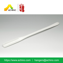 Long Handle White Wooden Hotel Shoes Horn