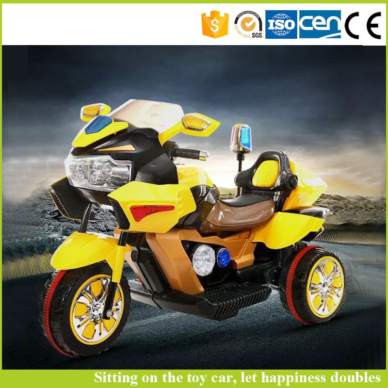Battery Powered Mini Motorbike For Kids Baby Electric Motorcycle With Mp3 For Sale