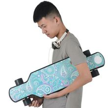 Hot Sale Fast Delivery Pretty Kick Plastic Longboard Fish Skateboard Skate Board
