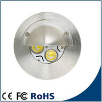 316 marine 12V led under deck recessed floor lighting