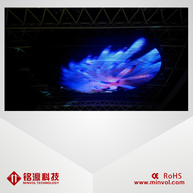 High Luminance Full Color P16 P25 P31.25 mm Outdoor Transparent LED Large Screen Display