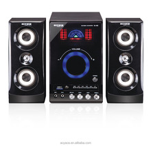 Plastic multimedia 2.1 Active speaker with good quality