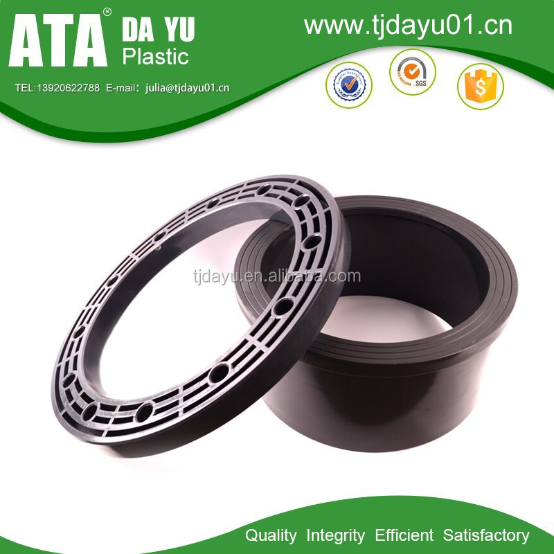 2inch--16inch DIN standard UPVC/PVC flanges