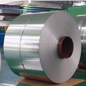 410 Stainless Steel Coil BA