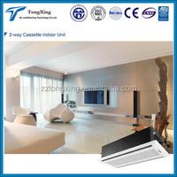 2 pipe 4 way cassete duct type air conditioner