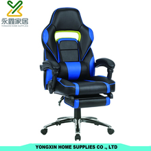 China Genuine Gaming Chair With foot rest