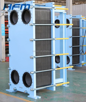 ISO9001 Certification and plate&bar Structure oil heat exchanger manufacture