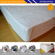 Soft Bamboo Terry Mattress cover