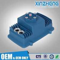 Laser welding best sell prototype sampling heatsink cast iron die casting
